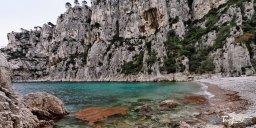 Calanque d'En Vau, entre Marseille et Cassis Photo n°3
