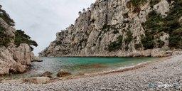 Calanque d'En Vau, entre Marseille et Cassis Photo n°4