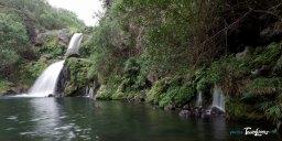 Cascade Jacqueline - Rivière Langevin - Réunion