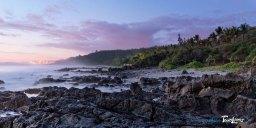 Début de soirée sur Grand Anse - Réunion Photo n°1
