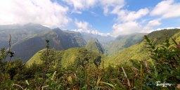 Fenêtre sur le cirque de Salazie - Réunion