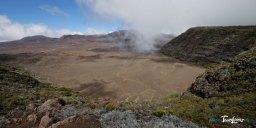 Vues panoramiques de la Plaines des Sables, sur le sentier de Morne Langevin (La Réunion) Photo n°1