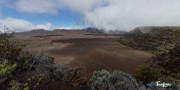 Vues panoramiques de la Plaines des Sables, sur le sentier de Morne Langevin (La Réunion) Photo n°2