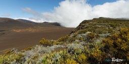 Vues panoramiques de la Plaines des Sables, sur le sentier de Morne Langevin (La Réunion) Photo n°4