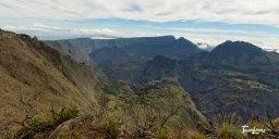 Points de vue de Mafate et Cilaos depuis le Maïdo - Réunion Photo n°2