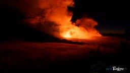 Le volcan l'a pété - Piton de la Fournaise - Mai 2015