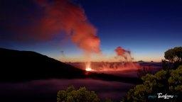 Le volcan l'a pété - Piton de la Fournaise - Mai 2015 Photo n°3