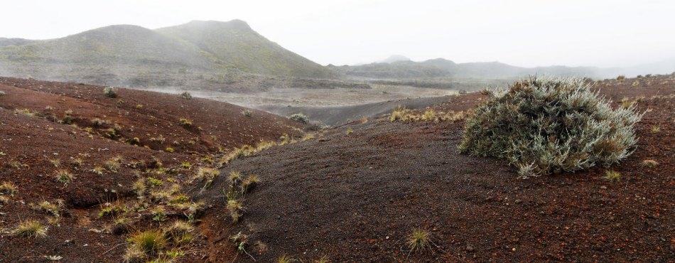 Vallée de Pouzzolane - Volcan de La Réunion
